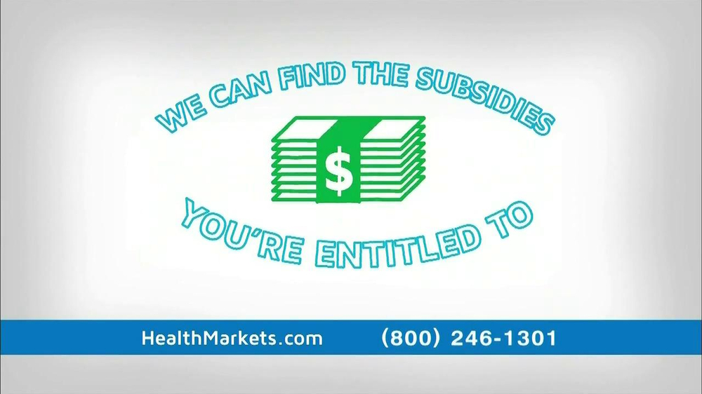 Health Markets TV Commercial, 'Health Care Reform' - iSpot.tv