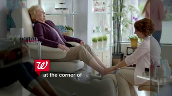 Walgreens TV Spot, 'Pedicure' - Thumbnail 1