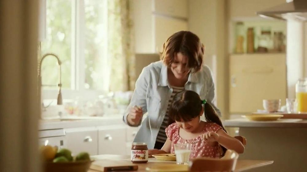 Nutella TV Spot, 'Waffle Truck' Song by Holley Maher - Screenshot 9