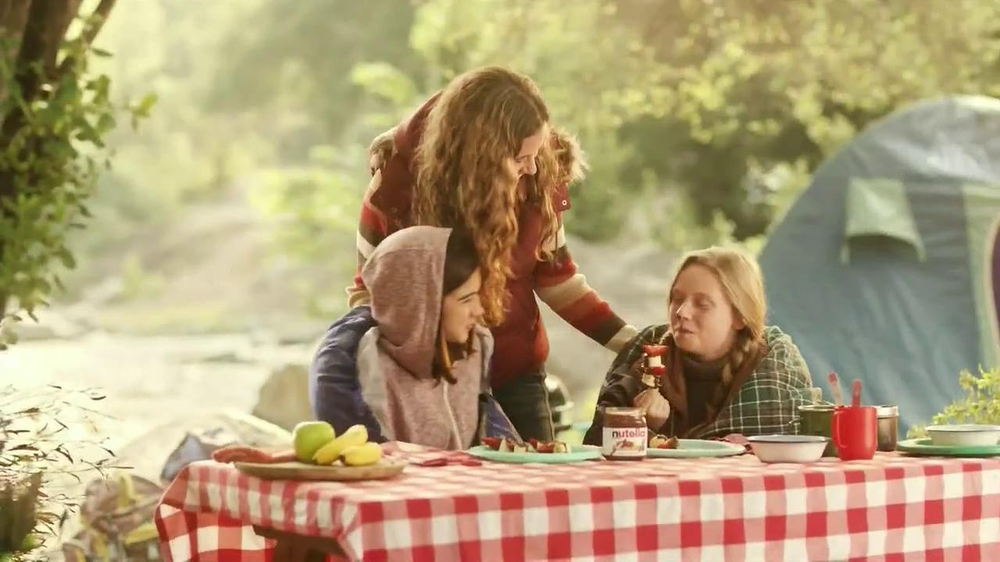 Nutella TV Spot, 'Waffle Truck' Song by Holley Maher - Screenshot 6