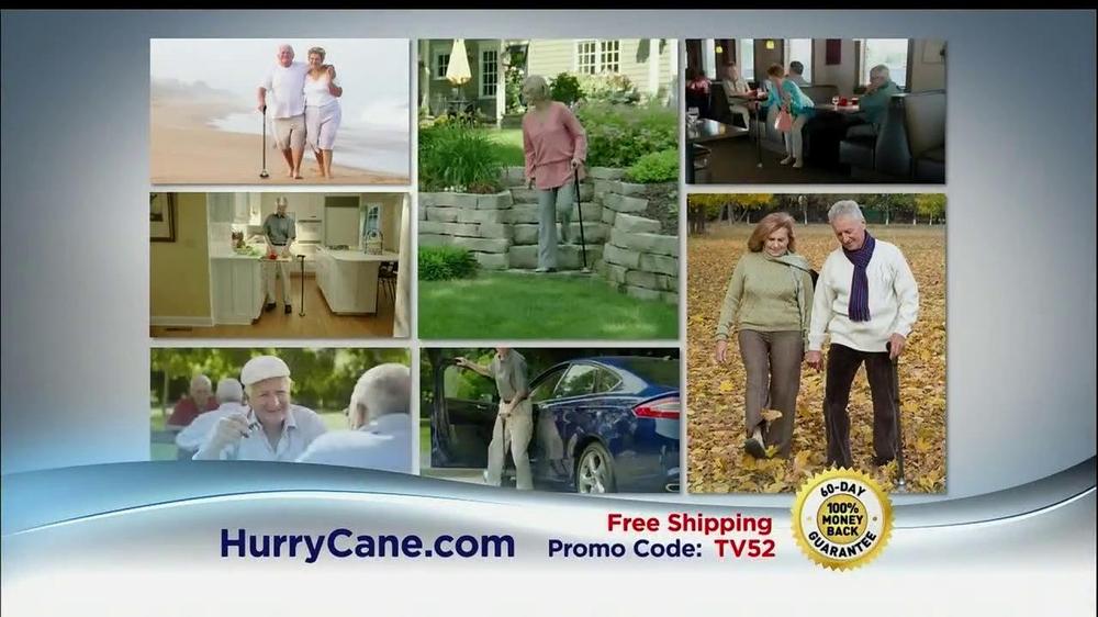 The Hurrycane Tv Spot Struttin Ispot Tv
