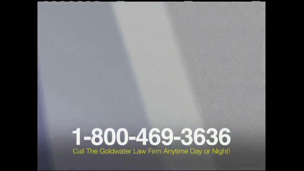 Goldwater Law Firm TV Spot, 'Ovarian Cancer' - Screenshot 3