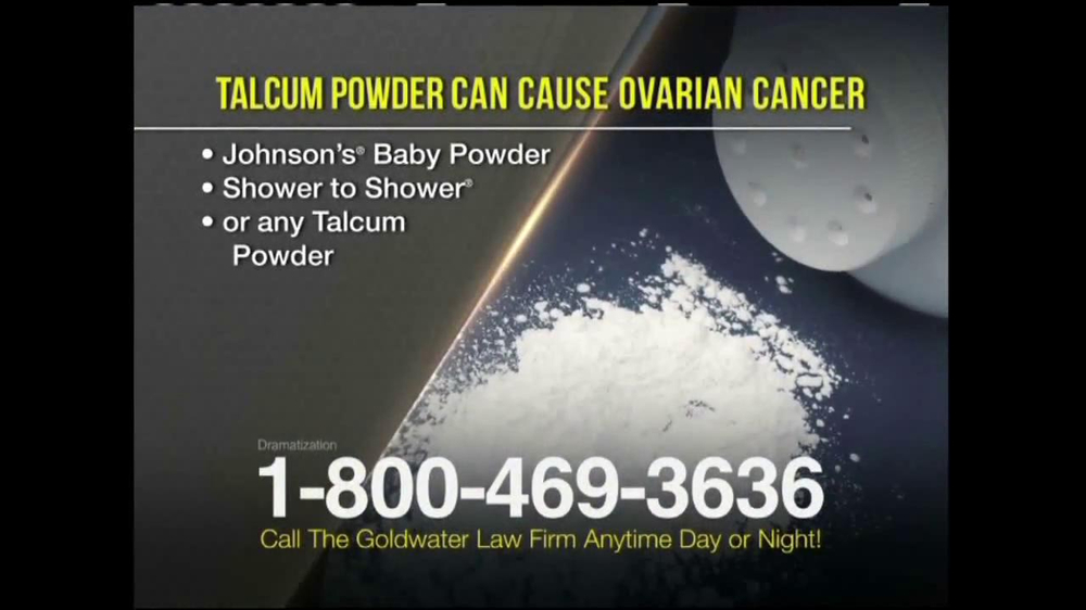 Goldwater Law Firm TV Spot, 'Ovarian Cancer' - Screenshot 4