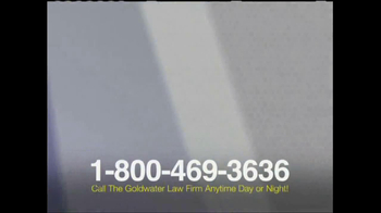 Goldwater Law Firm TV Spot, 'Ovarian Cancer' - Thumbnail 3