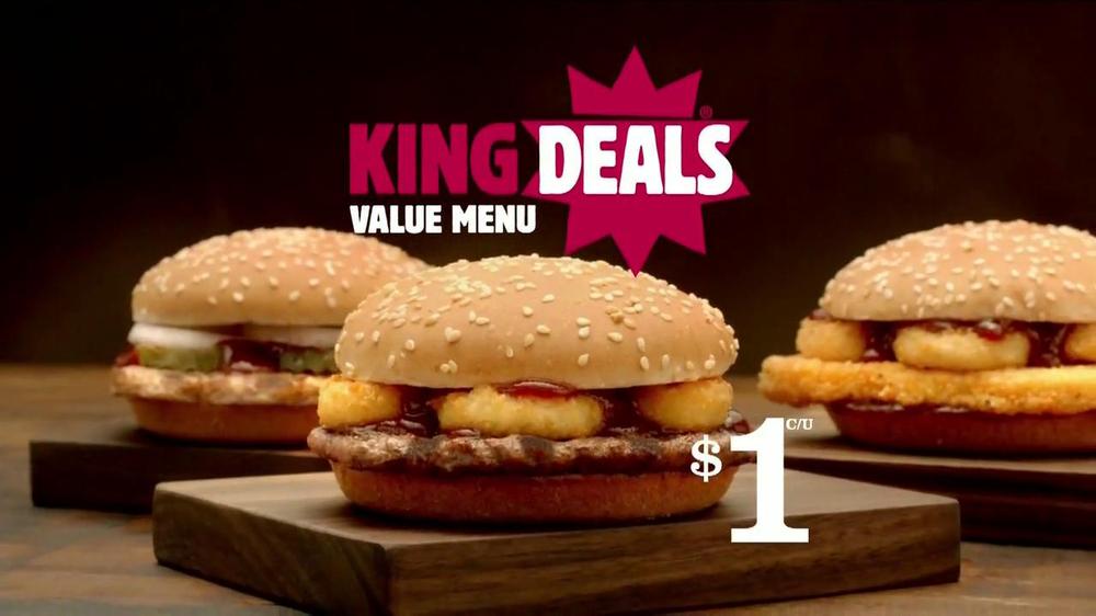 Burger King Rodeo Burger Tv Commercial Spanish Ispot Tv