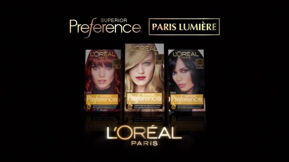 L'Oreal Paris Superior Preference TV Spot - Screenshot 9