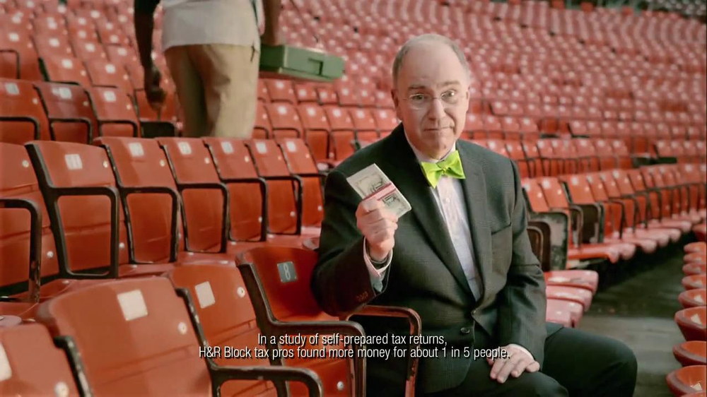 H&R Block TV Spot, 'Get Your Billion Back' - Screenshot 10