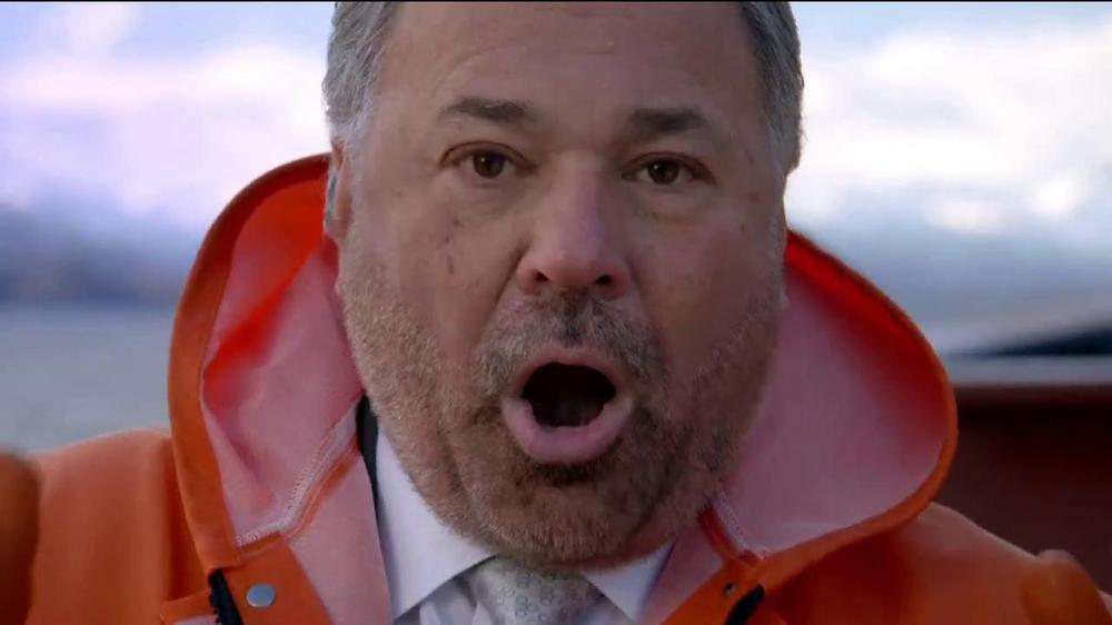 Arby's Reel Big Fillet TV Spot - Screenshot 1