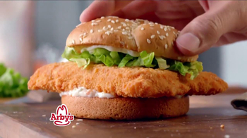 Arby's Reel Big Fillet TV Spot - Thumbnail 10