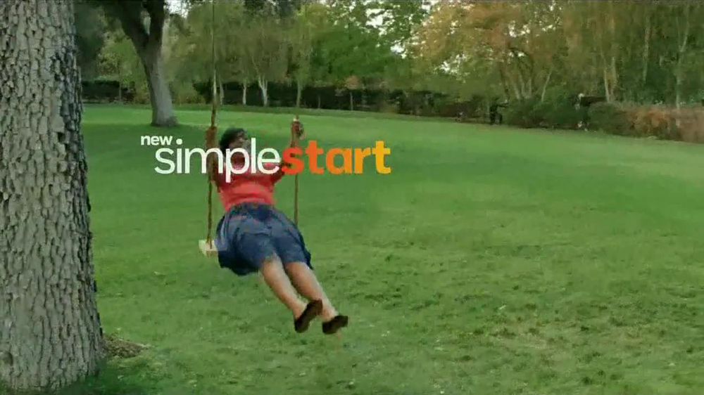 Weight Watchers Simple Start TV Spot, 'New Beginning' - Screenshot 7