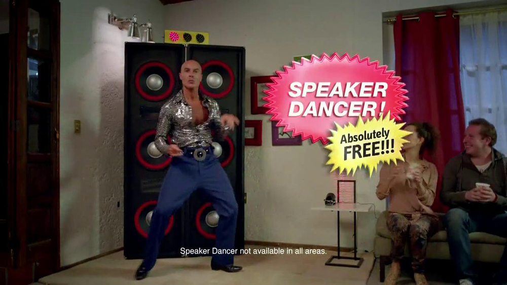 Tostitos Fajita Scoops TV Spot, 'Speaker Dancer' - Screenshot 10
