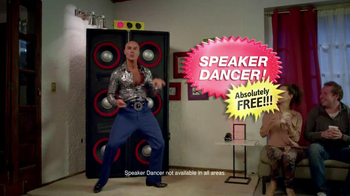 Tostitos Fajita Scoops TV Spot, 'Speaker Dancer' - Thumbnail 10