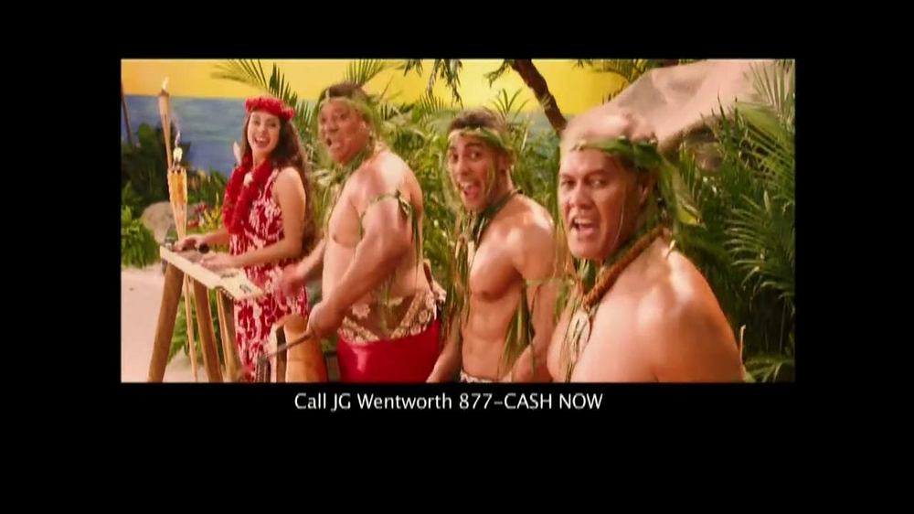 J.G. Wentworth TV Spot, 'Kash Kahuna' - Screenshot 3