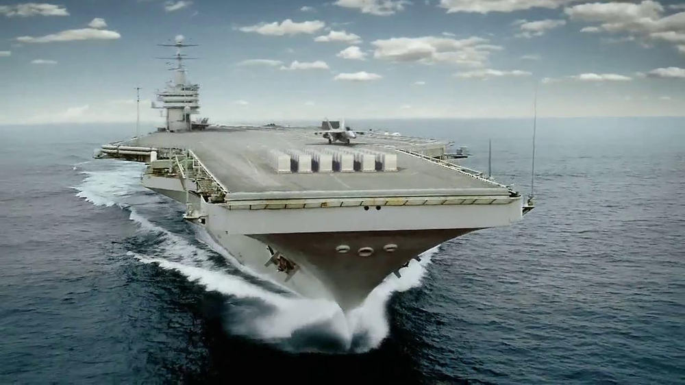H&R Block TV Spot, 'Aircraft Carrier' - Screenshot 10