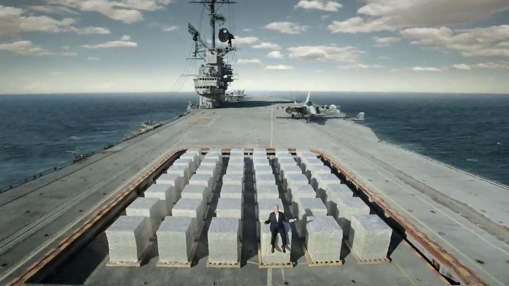 H&R Block TV Spot, 'Aircraft Carrier' - Screenshot 2