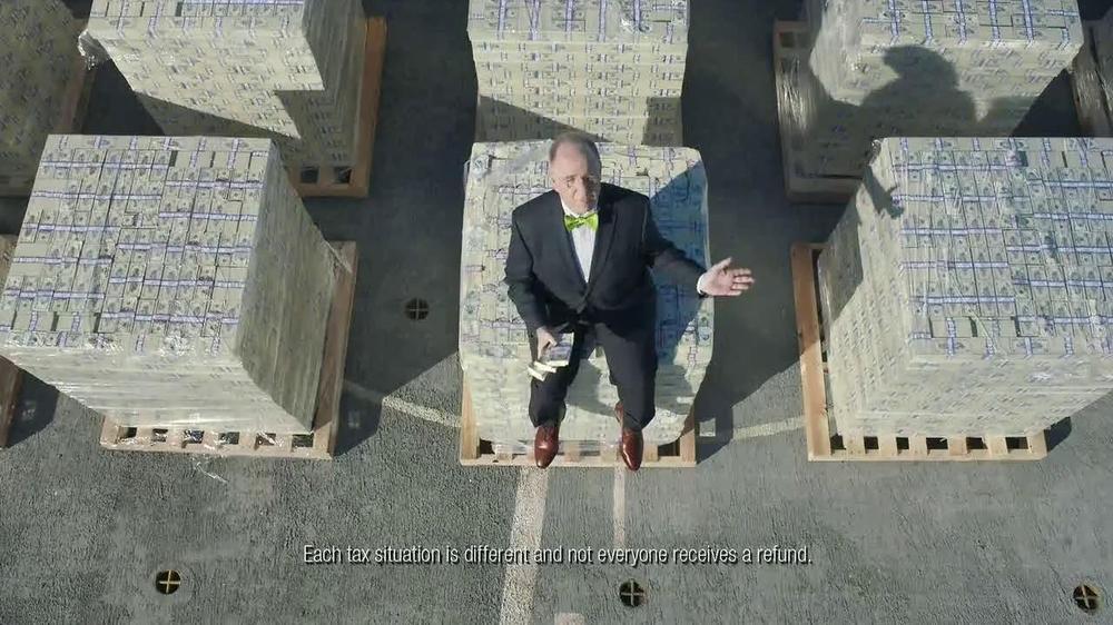 H&R Block TV Spot, 'Aircraft Carrier' - Screenshot 3