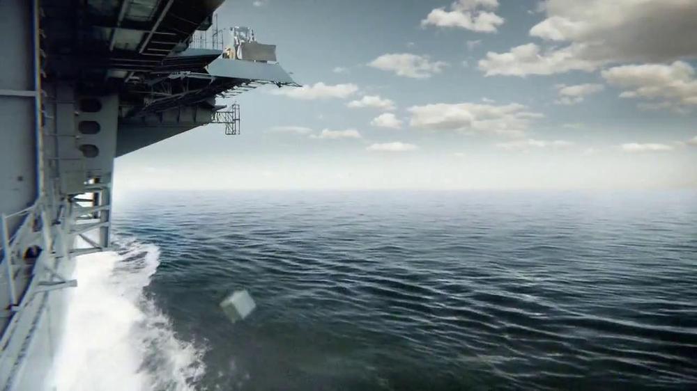 H&R Block TV Spot, 'Aircraft Carrier' - Screenshot 6