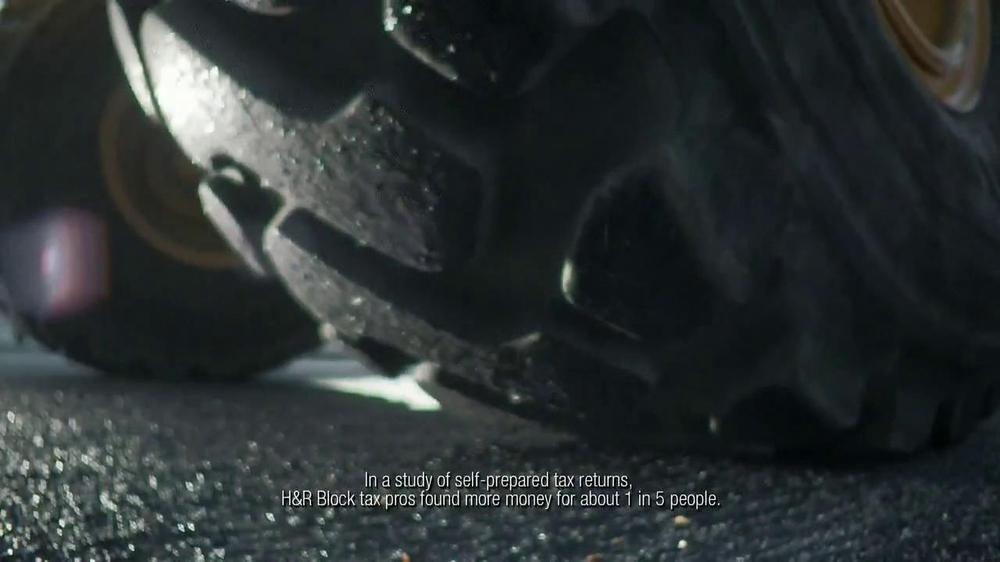 H&R Block TV Spot, 'Aircraft Carrier' - Screenshot 8