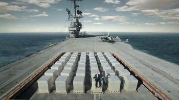 H&R Block TV Spot, 'Aircraft Carrier' - Thumbnail 2