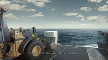 H&R Block TV Spot, 'Aircraft Carrier' - Thumbnail 5