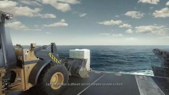 H&R Block TV Spot, 'Aircraft Carrier' - Thumbnail 5