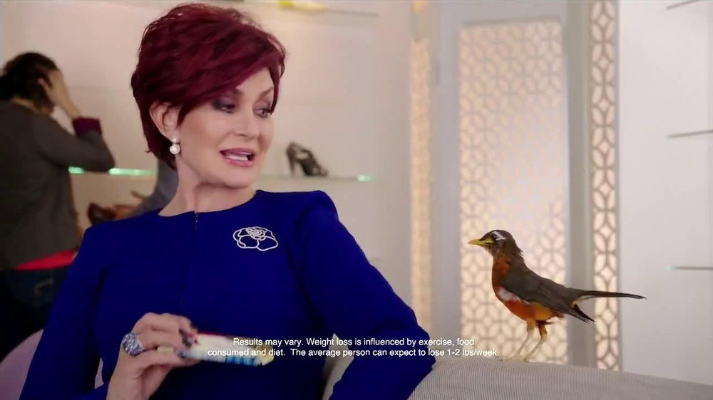 About Atkins TV Commercial Featuring Sharon Osbourne