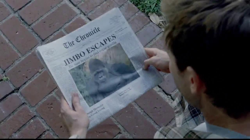 DirecTV TV Spot, 'Jimbo Escapes' - Screenshot 8