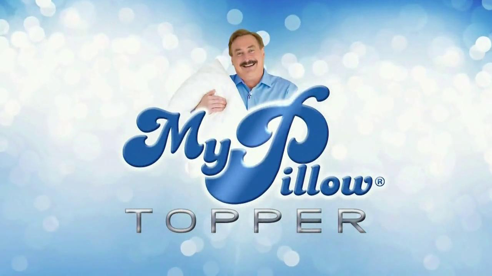 My Pillow Topper TV Spot 'Hot and Cold' - Screenshot 2