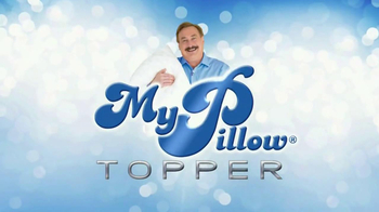My Pillow Topper TV Spot 'Hot and Cold' - Thumbnail 2