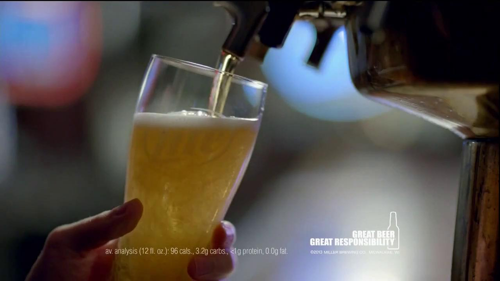 Miller Lite TV Spot, 'The Originator' - Screenshot 4