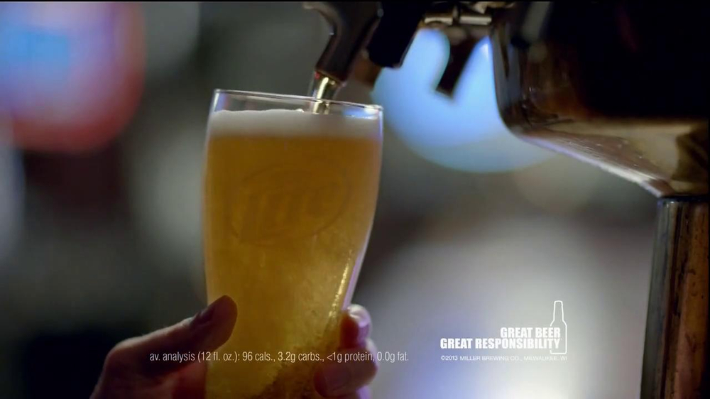 Miller Lite TV Spot, 'The Originator' - Screenshot 5