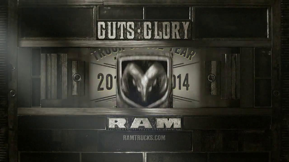 2014 Ram 1500 TV Spot, 'Truck of the Year' - Screenshot 10