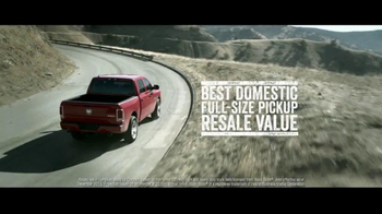 2014 Ram 1500 TV Spot, 'Truck of the Year' - Thumbnail 6