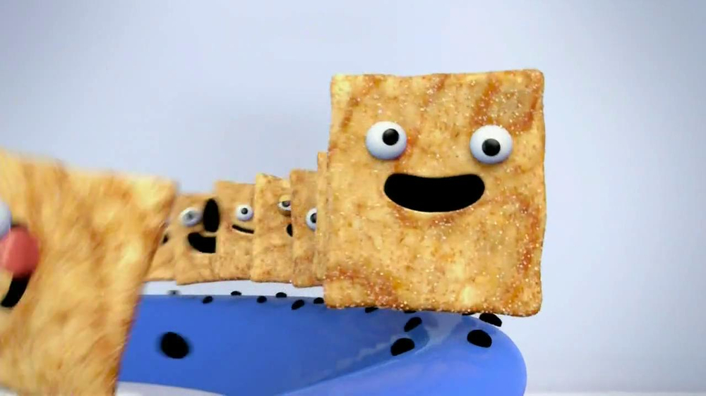 Cinnamon Toast Crunch TV Spot, 'Synchronized Dance' - Screenshot 2