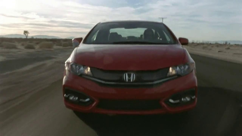 2014 Honda Civic TV Spot, 'Today is Pretty Great' Song by Vintage Trouble - Screenshot 6