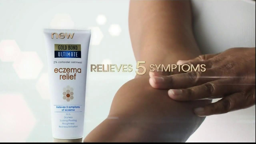 Gold Bond Eczema Relief TV Spot, 'Scratching' - Screenshot 10