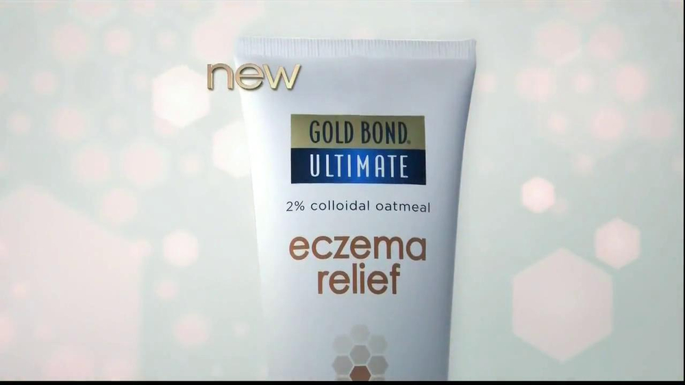 Gold Bond Eczema Relief TV Spot, 'Scratching' - Screenshot 7