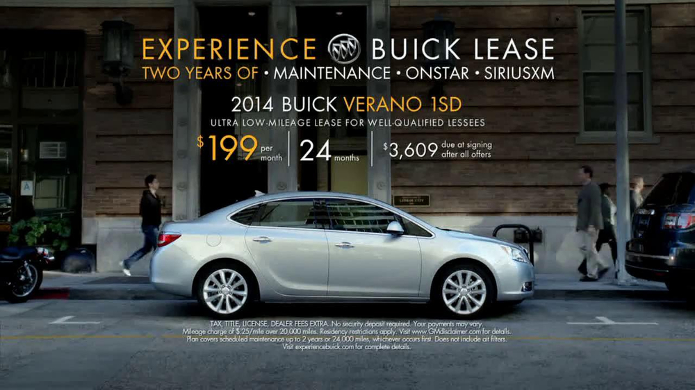 2014 Buick Verano TV Spot, 'Music' Featuring Peyton Manning - Screenshot 9