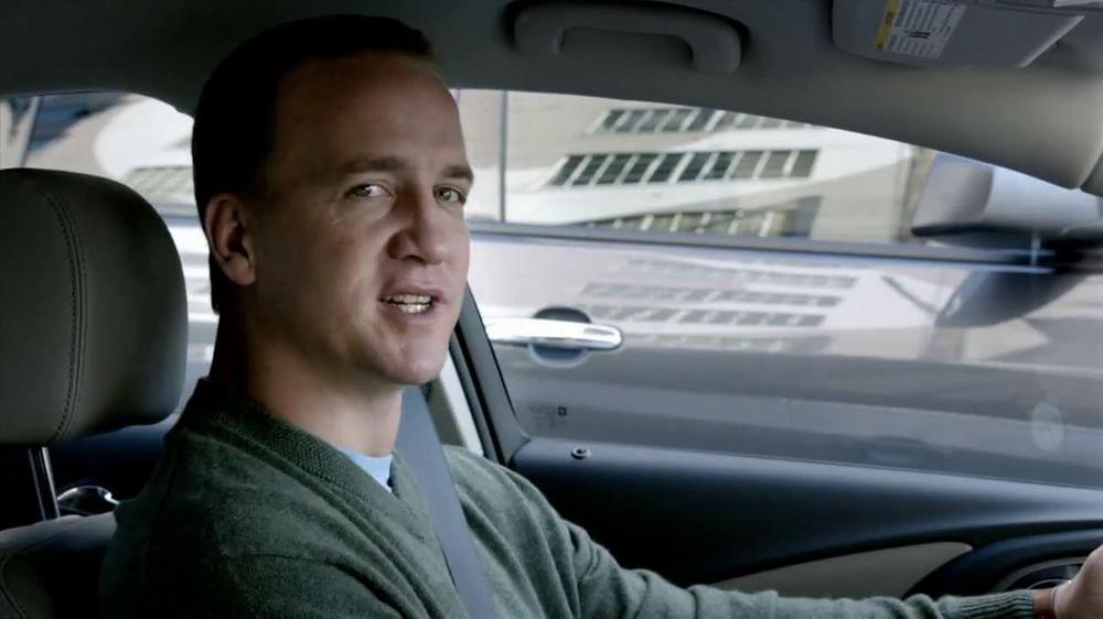 2014 Buick Verano TV Spot, 'Music' Featuring Peyton Manning - Screenshot 2