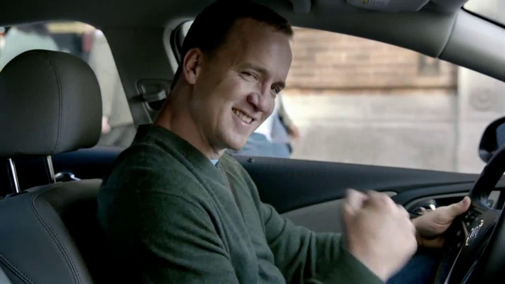 2014 Buick Verano TV Spot, 'Music' Featuring Peyton Manning - Screenshot 7