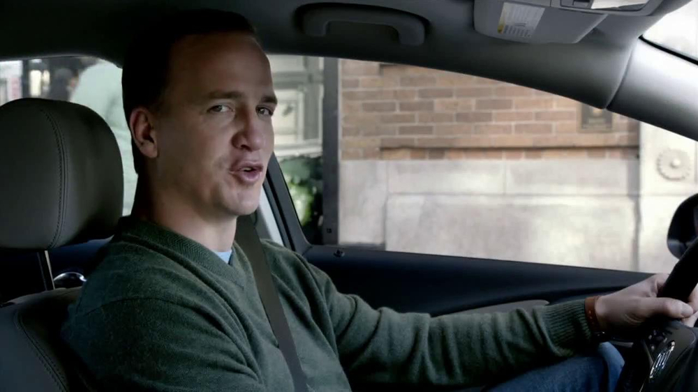 2014 Buick Verano TV Spot, 'Music' Featuring Peyton Manning - Screenshot 8