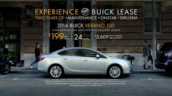 2014 Buick Verano TV Spot, 'Music' Featuring Peyton Manning - Thumbnail 9