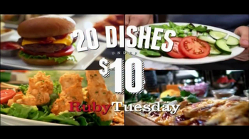 Ruby Tuesday TV Spot, '20 Under 10' - Thumbnail 4