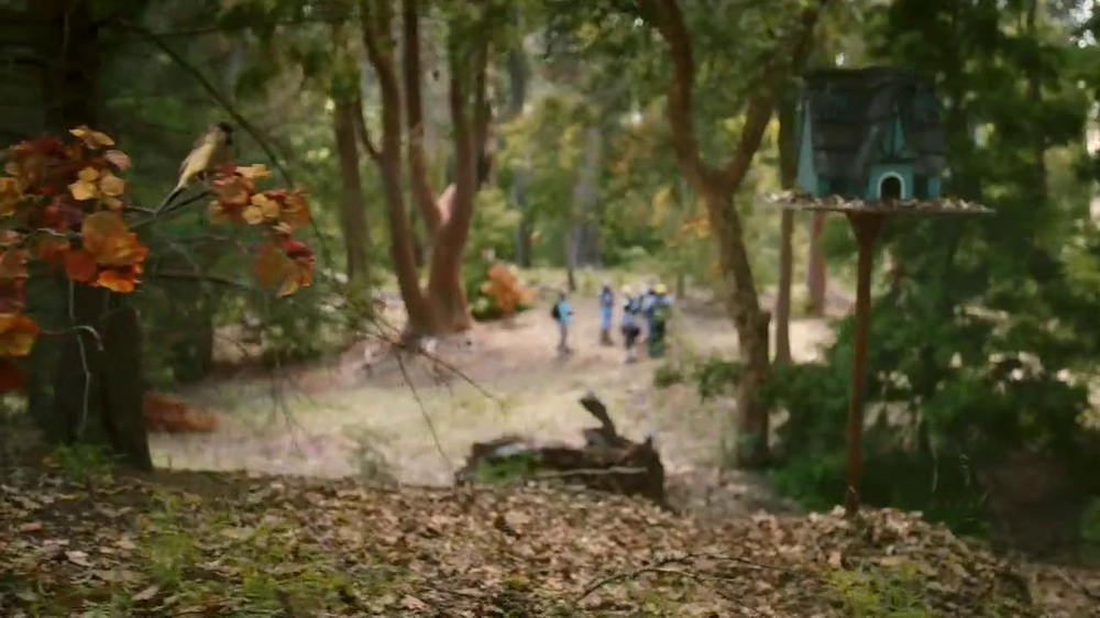 Halls Cough Drops TV Spot, 'Watching of the Birds' - Screenshot 1