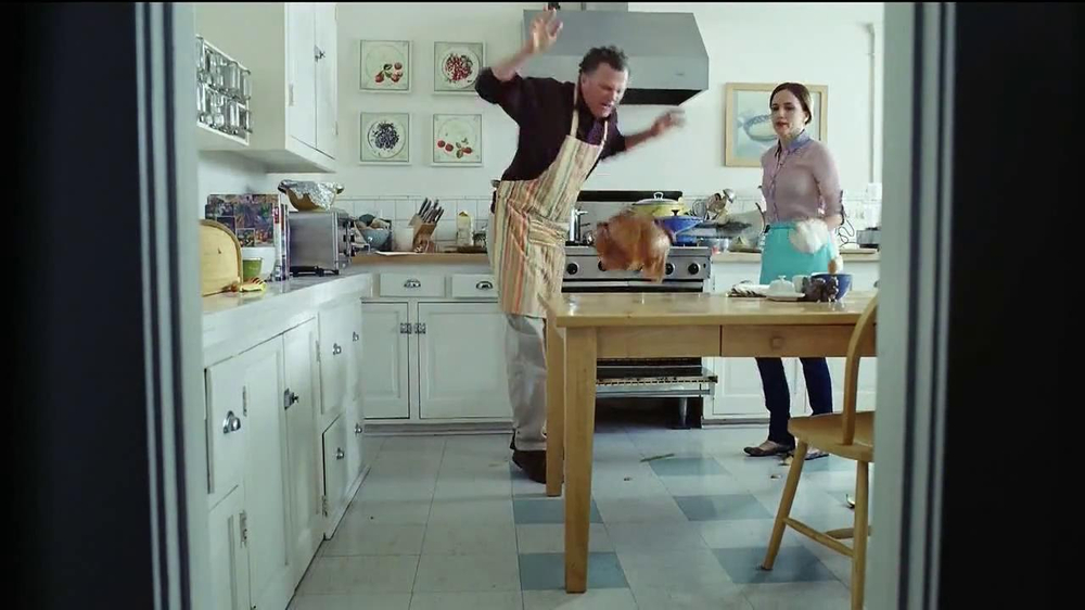 Oscar Mayer Carving Board Turkey Breast TV Spot, 'Giving Thanks' - Screenshot 8