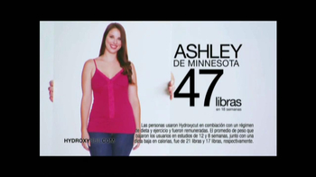 Hydroxy Cut TV Spot, 'Vive: Ashley' [Spanish]