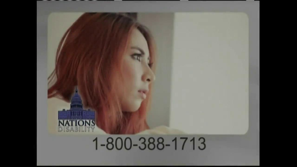Nations Disability TV Spot, 'Social Security' - Screenshot 1