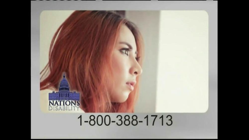 Nations Disability TV Spot, 'Social Security' - Screenshot 2