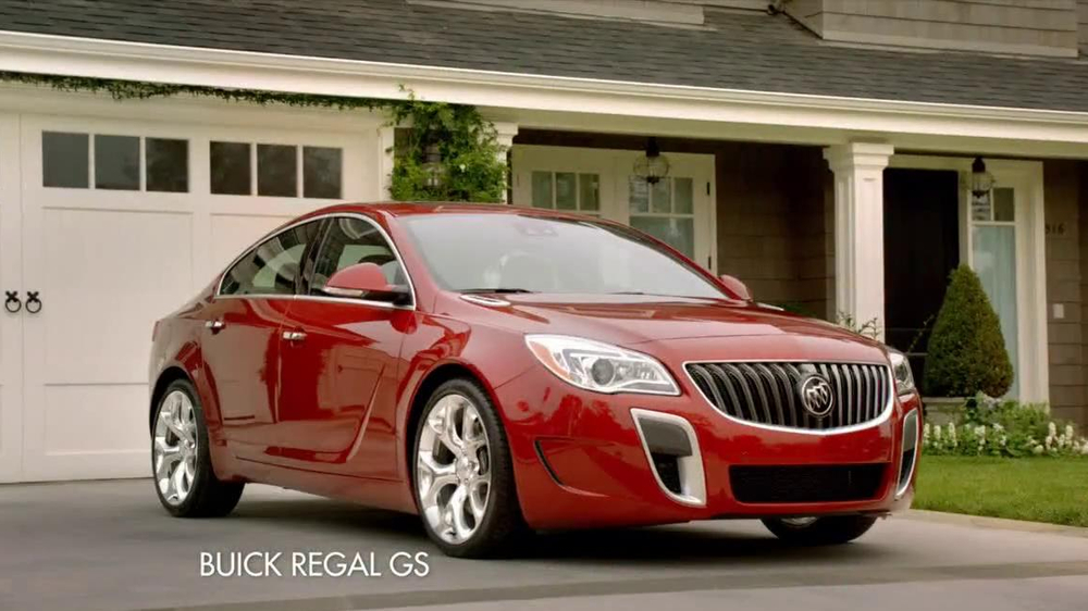 Buick Regal GS TV Spot, 'Feeding TIme' - Screenshot 8