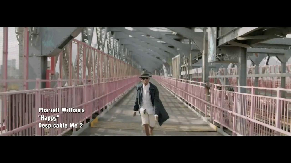 Beats Audio TV Spot, 'Happy' Featuring Pharrell Williams - Screenshot 1
